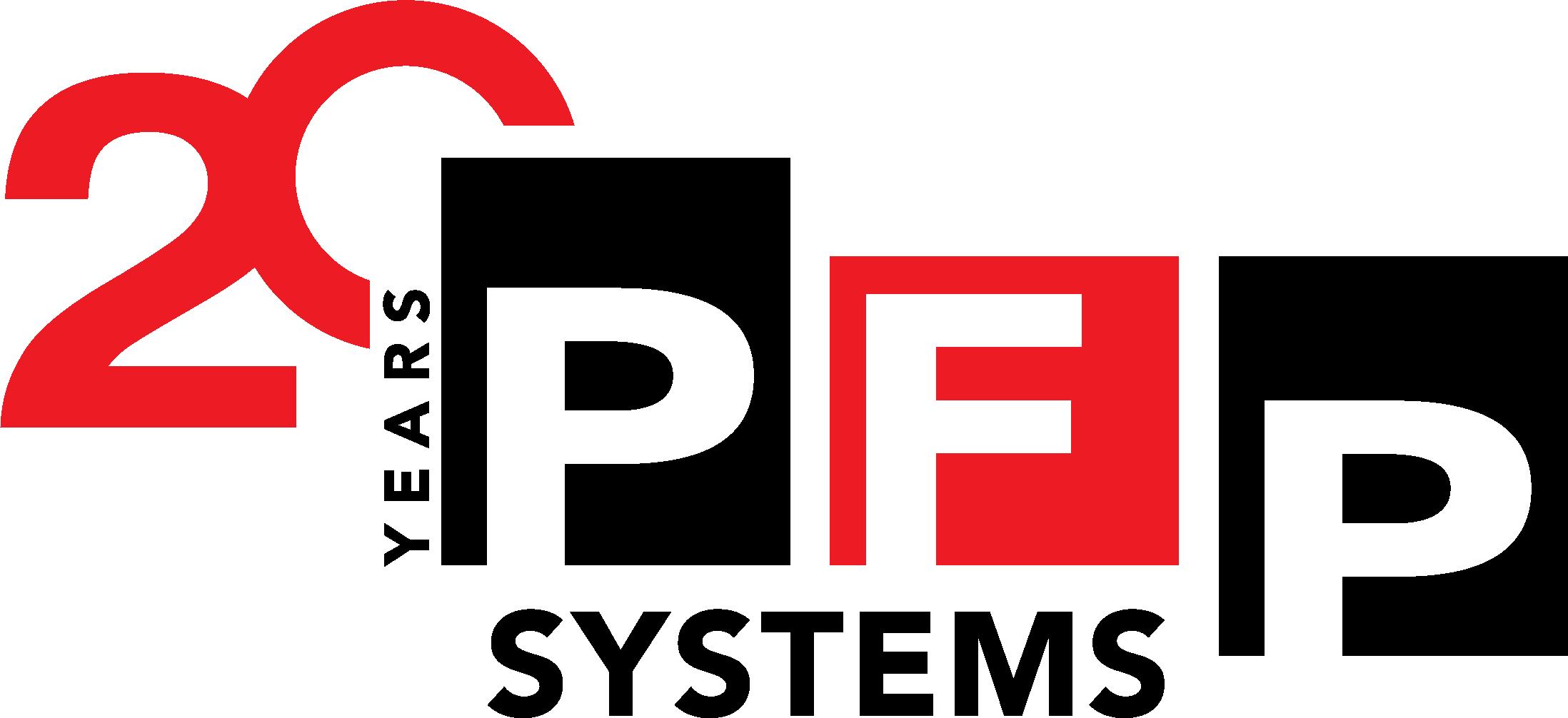 PFP 20th logo